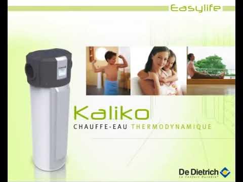 Chauffe Eau Thermodynamique Kaliko Eau Go Youtube