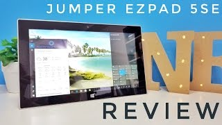 Jumper EZpad 5SE Tablet REVIEW – 10.6″, Windows 10, 4GB RAM, Intel Z8300