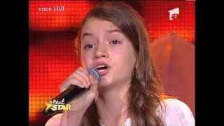 "Catinca Popa - Dulce Pontes - ""Canção do Mar"" - Next Star"