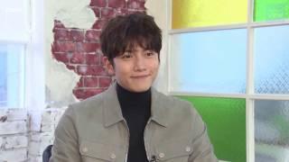 [Vietsub] Ji Chang Wook @ KBS News Plaza