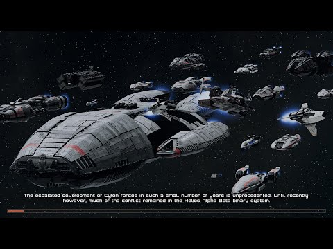 DGA Overviews: Battlestar Galactica Deadlock: Ghost Fleet Offensive - New Ships & Munitions!