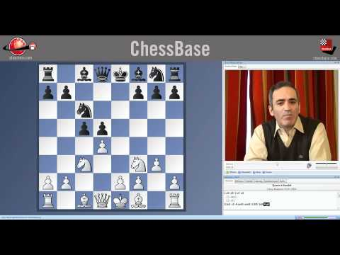 Garry Kasparov on How to play the Queen's Gambit