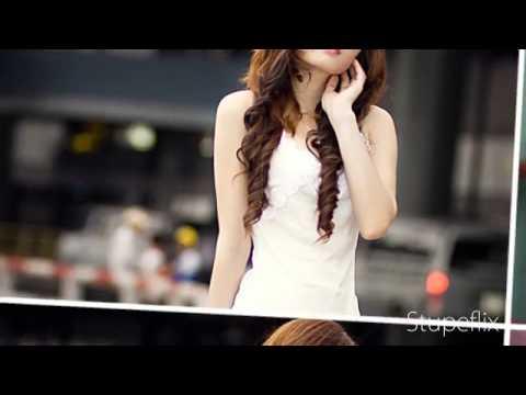 Hot girl Phương Thu mát mẻ trong nắng hè
