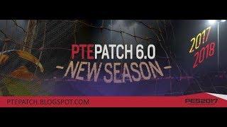 PES 2017 | PC | PTE Patch 6.0 AIO | Links en descripción