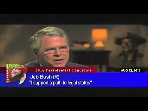 Jeb Bush on a path to legal status