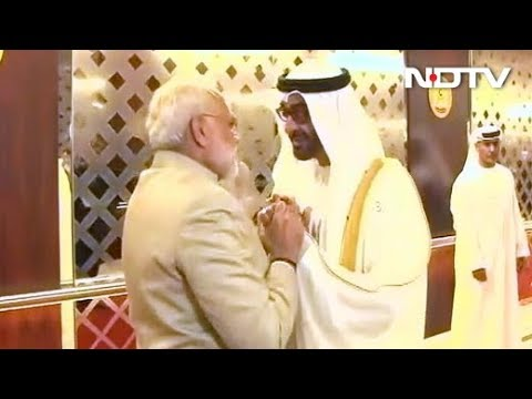 India, UAE Sign 5 Agreements As PM Modi Meets Abu Dhabi Crown Prince