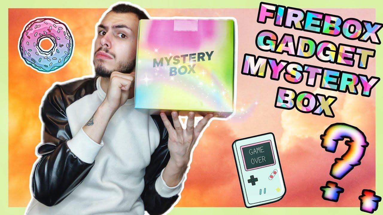 Firebox mystery box (gadgets edition) | Tsede The Real