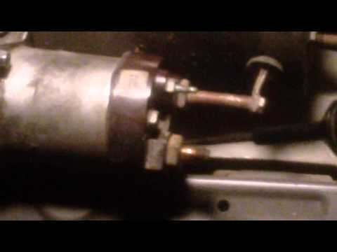 How to diagnose a bad starter, ignition, neutral safety switch!