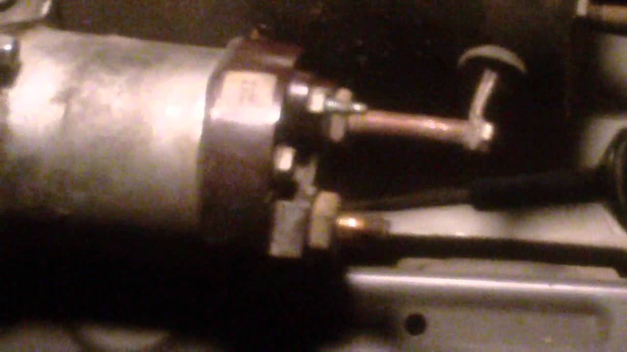 hight resolution of how to diagnose a bad starter ignition neutral safety switch youtube