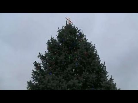 The ACLU's war with a Christmas tree