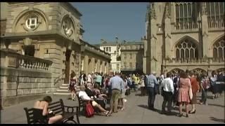 Bath Spa University Graduation DVD Trailer