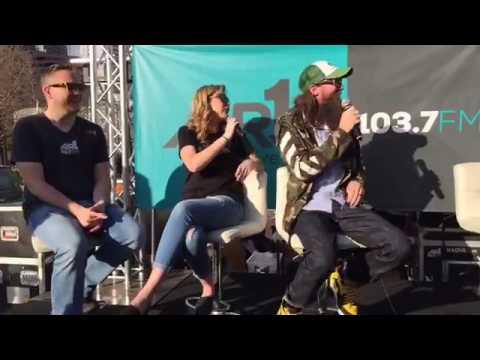 Crowder Interview with Mike & Lauren