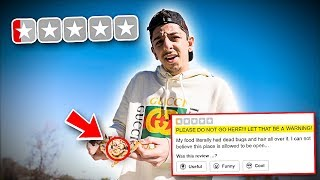 Download Eating at the WORST REVIEWED RESTAURANT in my City! (1 STAR) Mp3 and Videos