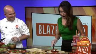 Blaze Pizza: Amazing pizza for an amazing cause