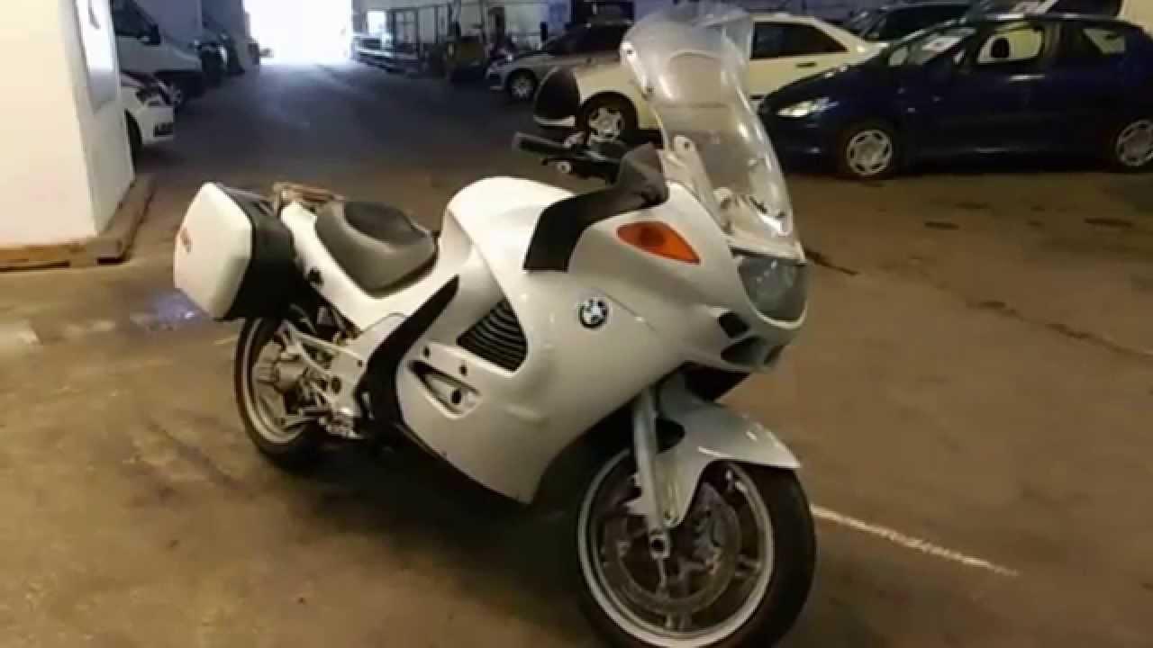 bmw k1200 rs motorcykel absolut bortsalg bil auktion. Black Bedroom Furniture Sets. Home Design Ideas