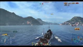 元鋼鉄艦長が乗るWoWs@駆逐艦グレミャーシチイで行くver30