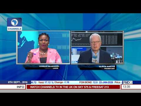 Business Incorporated: Merkel Calls For More Investment In Africa