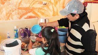 4TECH     نظام لتجميع وحفظ مياه الأمطار يحل أزمة انقطاع المياه