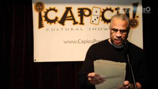 Capicu Open Mic 4th Anniversary Featuring Felipe Luciano! Poem - Part 2