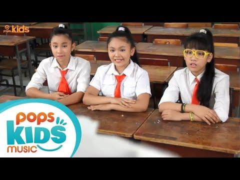 Vui Đến Trường – Nhóm Hoa Tay | Nhạc Thiếu Nhi Hay Về Trường Lớp