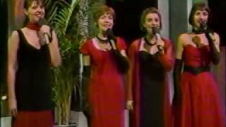 Swingle Singers - Christmas Carol Medley