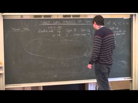 Topological models of algebraic varieties | Nikolai Durov | Лекториум