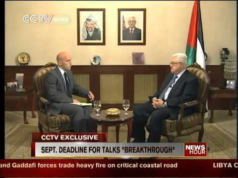 Exclusive interview with Mahmoud Abbas: Palestinian state ideal solution for peace