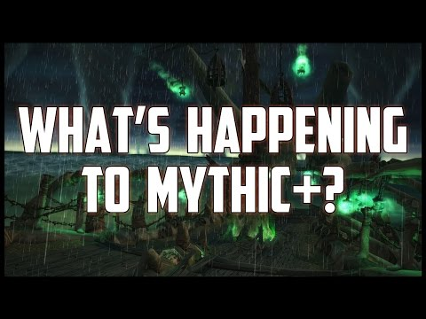 Mythic+ Dungeon Changes - LAD #13