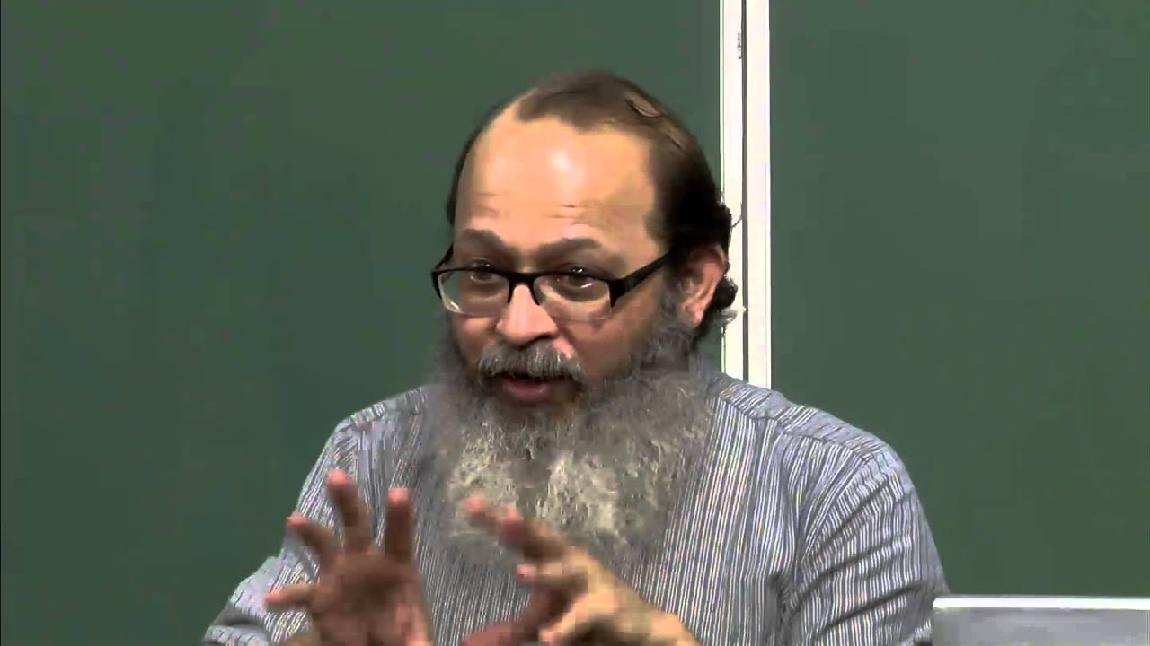 Mod-03 Lec-12  A beautiful mind- Perspective on brain , mind and it's challenges
