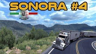 SONORA | Mapa Mexico | Cananea - Agua Prieta | #4 | ATS