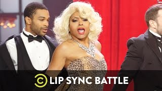 Lip Sync Battle - Taraji P Henson