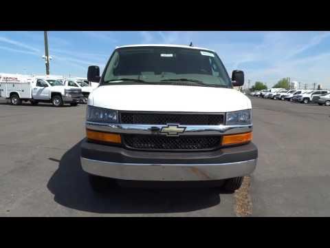 2016 Chevrolet Express Passenger Carson City, Reno, Yerington, Northern Nevada, Elko, NV 16-0471