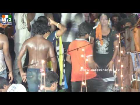 Latest Telugu Recording Dance | Midnight Village Public Dance