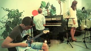 Slow Dancing In A Burning Room - John Mayer Live ( Acoustic ) Cover - Livi - Basti - Timo