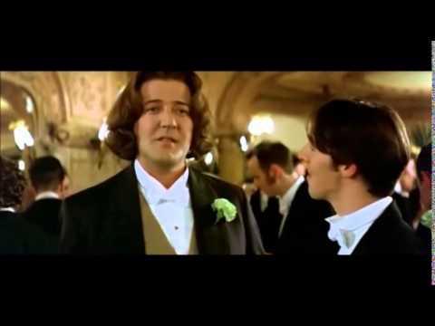 Oscar Wilde incontra Bosie. Da 'Wilde', 1997