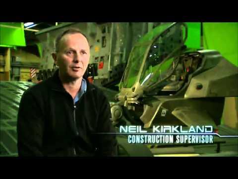 Avatar - Making Of (Part.1) Creating The World Of Pandora [HD]