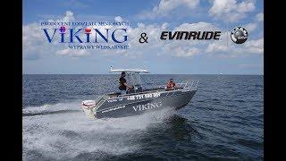 Viking Aluminum Boats part 2 - Presentation of Viking Company & Evinrude Outboard Engines