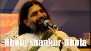 Bhola Shankar Bhola Rishiji  Art Of Living Bhajans 1