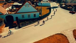 Obec Lužnice, Třeboňsko, Jižní Čechy / Village Lužnice, Třeboňsko, South Bohemia region #djimavicpro