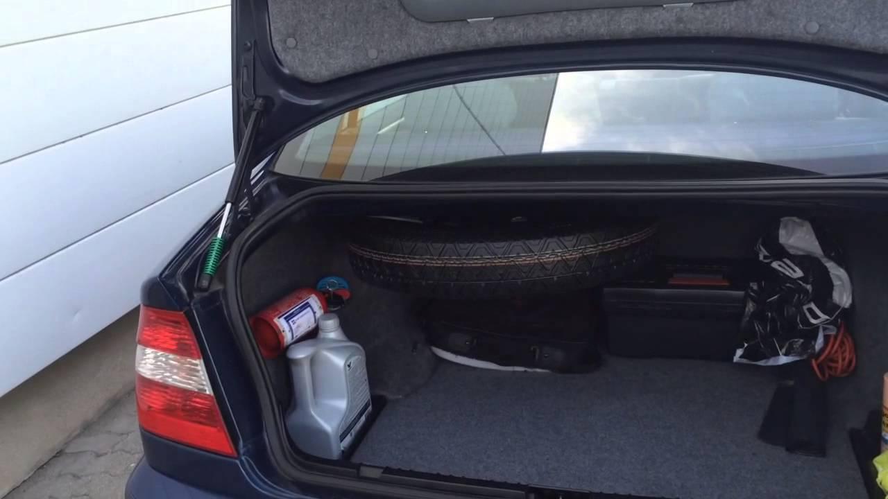 Automatic Trunk Opening Bmw E46 Automatycznie Otwarcie