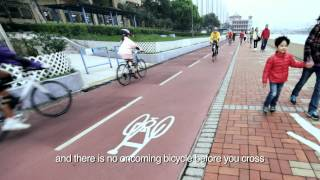 Safe Cycling - for Pedestrians (HD)