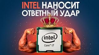 Новые i7 8800K УЖЕ СКОРО, 24-ядерный Intel. Ответ Intel на Ryzen