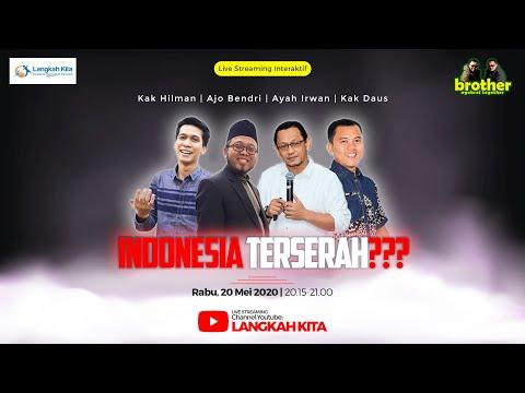 BROTHER - Indonesia Terserah ???   Ust Bendri, Ayah Irwan, Kak Hilman & Kak Daus