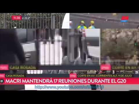 """La bochornosa situación que vivió un reportero argentino: """"Estoy en el baño"""""""