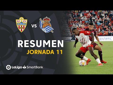 Almeria R. Sociedad B Goals And Highlights