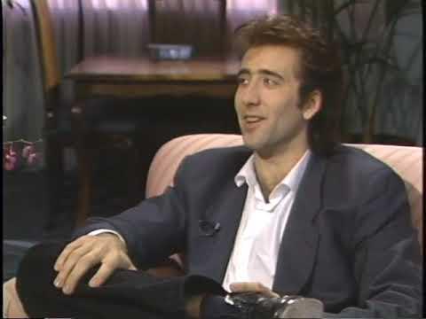 "Download Nicolas Cage for ""Raising Arizona"" 1987 - Bobbie Wygant Archive"