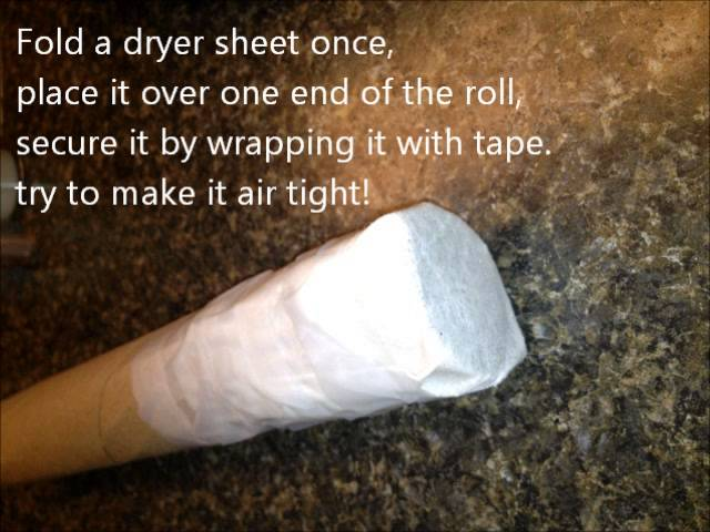 banish that weed smell with a diy smoke deodorizer from dryer sheets