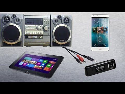 Как слушать музыку через портативные устройства Usb Mp3 плеер смартфон планшет на своем домашнем цен