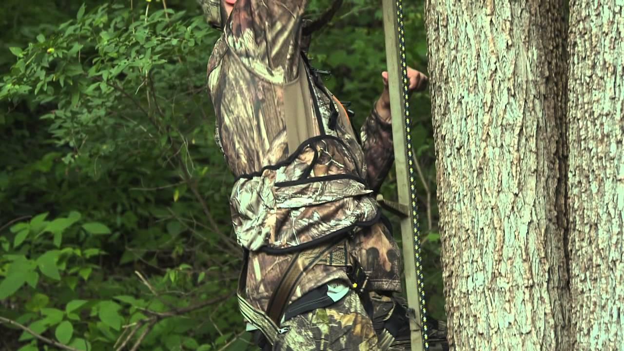 Hunter Safety System Hybrid Flex - YouTube