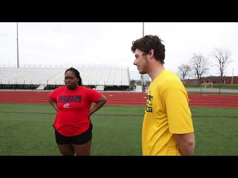 Brockport Player Profile: Track and Field